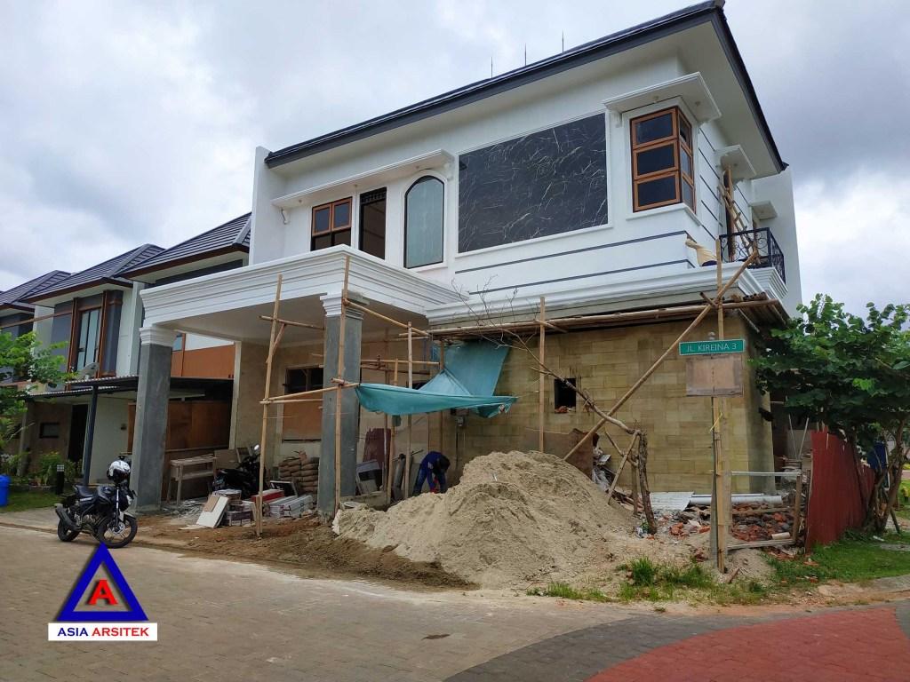 Realisasi Desain Rumah Tropis Mewah Di Tangerang Kunjungan Maret 2019