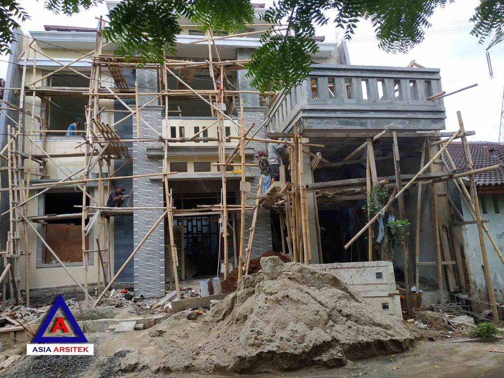 Realisasi Desain Rumah Tropis Pak Willy Di Tangerang Kunjungan Maret 2019