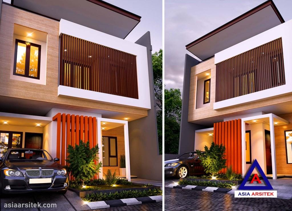 Jasa Arsitek Desain Gambar Rumah Mewah Minimalis Modern Di Bekasi 5