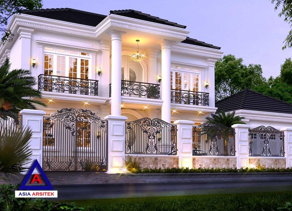 Jasa Arsitek Desain Rumah Mewah Classic Klasik Modern Di Jakarta Utara 18