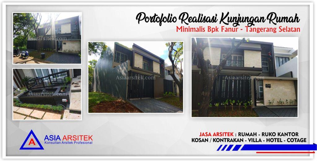 Realisasi Kunjungan 5 Rumah Minimalis Bpk Fanur-Di Jakarta-Tangerang-Bekasi-Bandung-Jasa Konsultan Desain Arsitek Profesional - Desain Rumah Mewah - Arsitek Gambar Desain Rumah Klasik Mewah