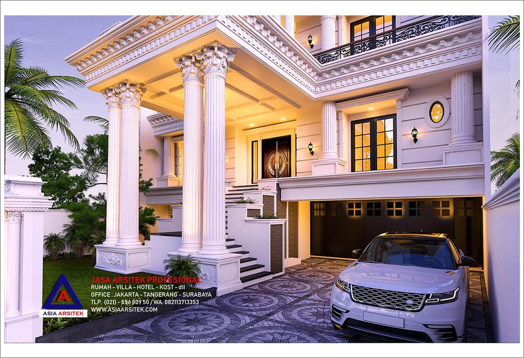 Arsitek Rumah Klasik Mewah di Bandung