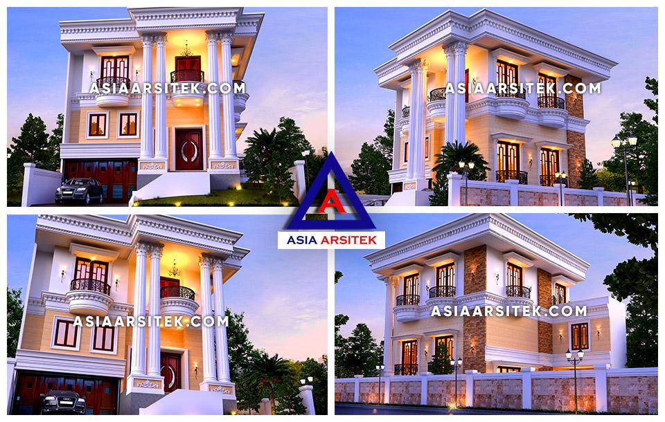 Jasa Desain Rumah Mewah Di Jati Pulo Jakarta Barat