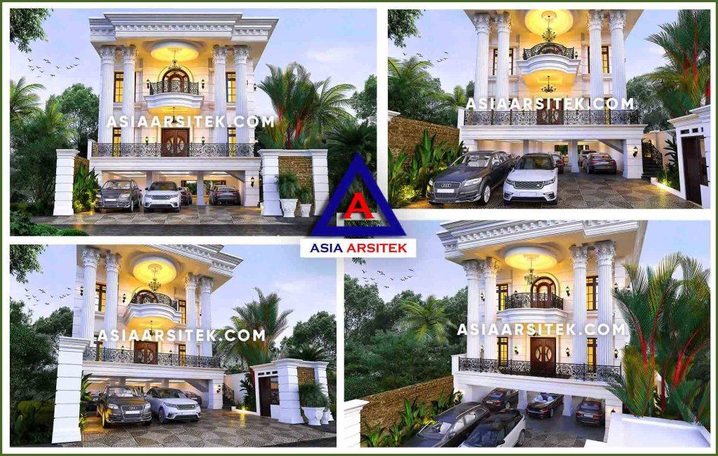 Jasa Desain Rumah Mewah Di Kapuk Jakarta Barat