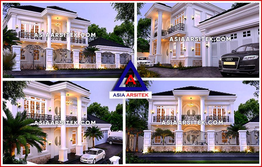 Jasa Desain Rumah Mewah Di Kedoya Selatan Jakarta Barat