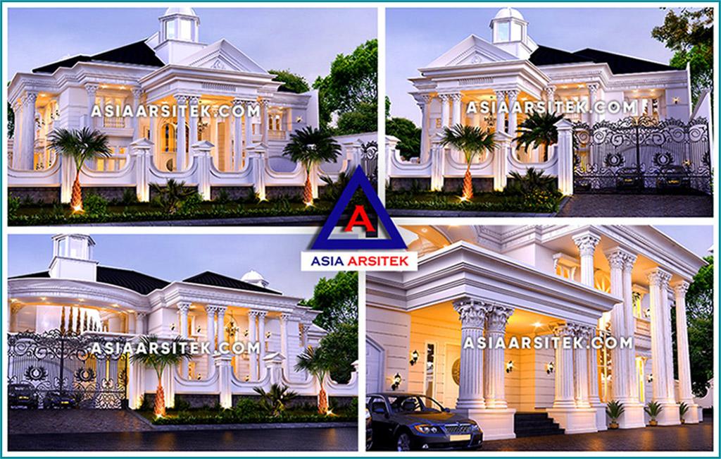 Jasa Desain Rumah Mewah Di Semanan Jakarta Barat