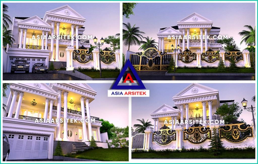 Jasa Desain Rumah Mewah Di Tomang Jakarta Barat