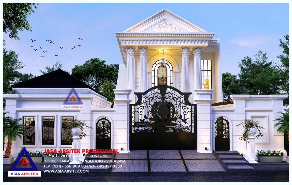 Jasa Arsitek Desain Rumah Mewah Di Pondok Indah Jakarta Selatan