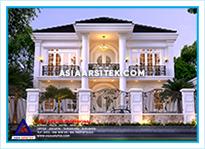 Jasa Arsitek Rumah Bekasi-Jasa Desain Rumah Bekasi-Jasa Gambar Rumah Klasik Mewah Bekasi-Asia Arsitek-10