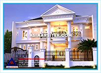Jasa Arsitek Rumah Bekasi-Jasa Desain Rumah Bekasi-Jasa Gambar Rumah Klasik Mewah Bekasi-Asia Arsitek-17