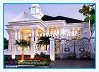Jasa Arsitek Rumah Bekasi-Jasa Desain Rumah Bekasi-Jasa Gambar Rumah Klasik Mewah Bekasi-Asia Arsitek-9