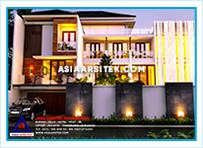 Jasa Arsitek Rumah Bekasi-Jasa Desain Rumah Bekasi-Jasa Gambar Rumah Mewah Bali di Bekasi-Asia Arsitek-1