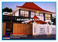 Jasa Arsitek Rumah Bekasi-Jasa Desain Rumah Bekasi-Jasa Gambar Rumah Mewah Tropis Modern Bekasi-Asia Arsitek-19