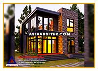 Jasa Arsitek Rumah Jakarta-Jasa Desain Rumah Jakarta Jasa Gambar Villa Mewah-Asia Arsitek-3