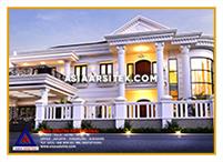 Jasa Arsitek Rumah Jakarta-Jasa Desain Rumah Jakarta Klasik Mewah Modern-Asia Arsitek-19