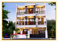 Jasa Arsitek Rumah Jakarta-Jasa Desain Rumah Jakarta Rumah Mewah Minimalis Modern-Asia Arsitek-8