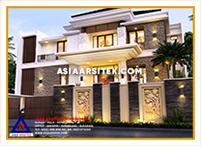 Jasa Arsitek Rumah Jakarta-Jasa Desain Rumah Jakarta Tropis Mewah Modern-Asia Arsitek-24