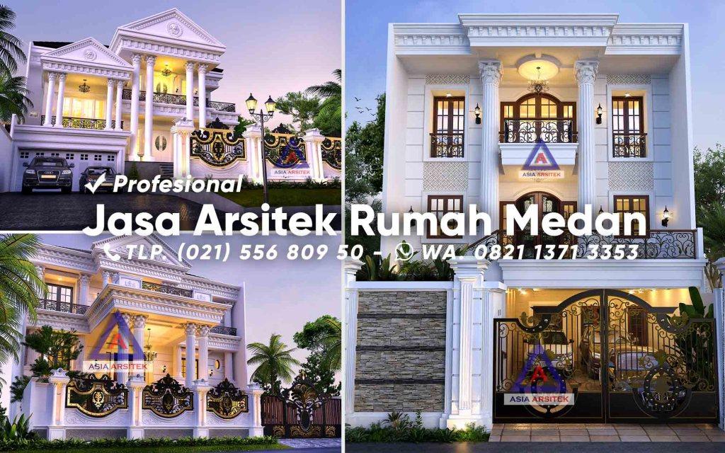 Jasa Arsitek Rumah Medan - Jasa Desain Rumah Medan Jasa Desain Rumah Gratis - Online - Asia Arsitek
