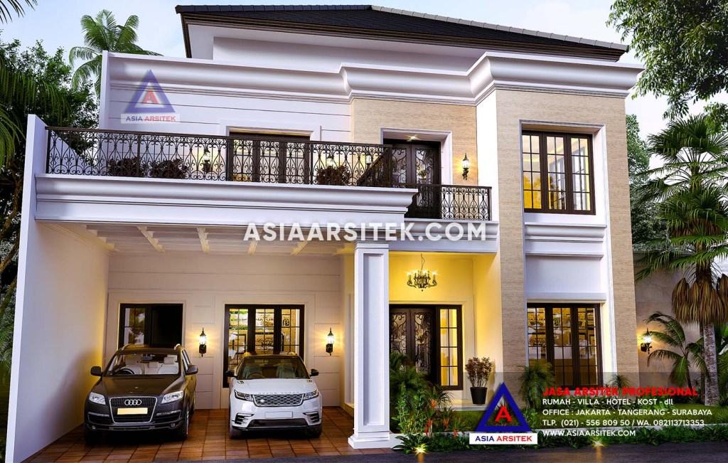 Jasa Arsitek Jakarta Barat Desain Rumah Ibu Yuti Kebon Jeruk