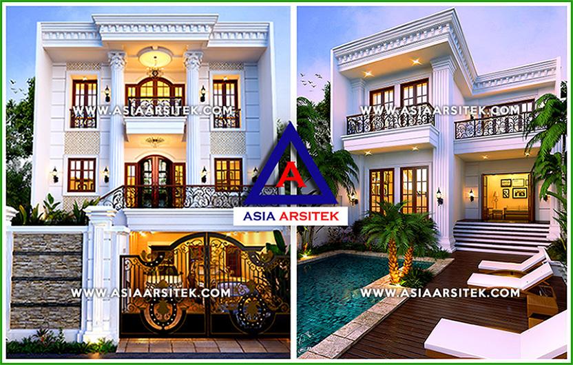 Jasa Desain Rumah Mewah Di Kwitang Jakarta Pusat