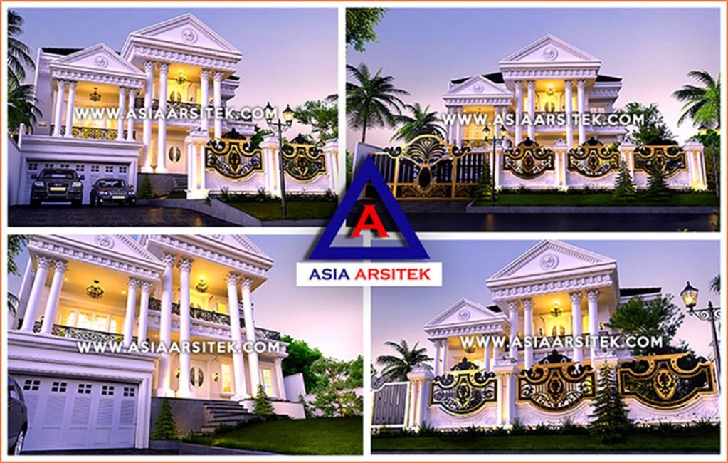 Jasa Desain Rumah Mewah Di Pegangsaan Jakarta Pusat