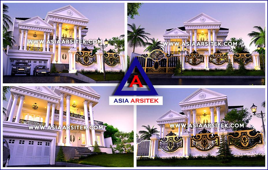Jasa Desain Rumah Mewah Di Petamburan Jakarta Pusat
