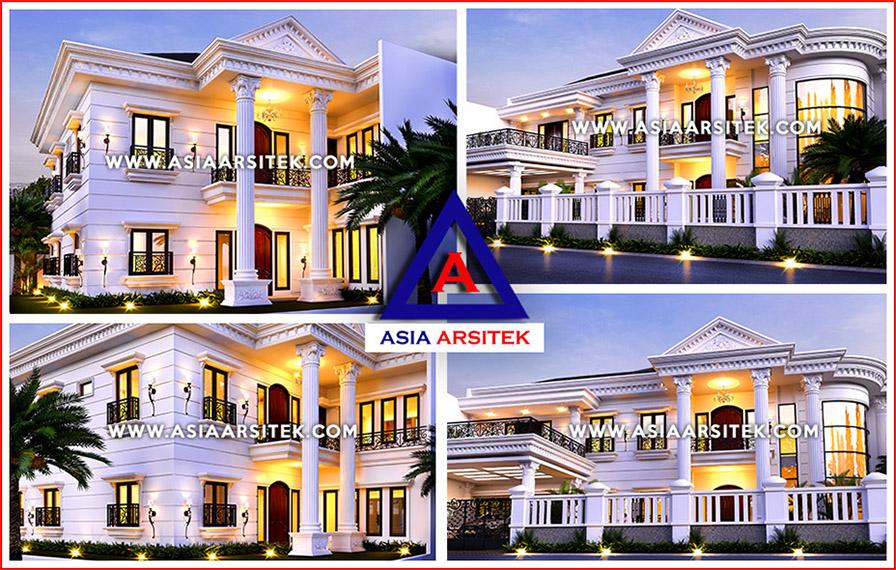 Jasa Desain Rumah Mewah Di Utan Panjang Jakarta Pusat