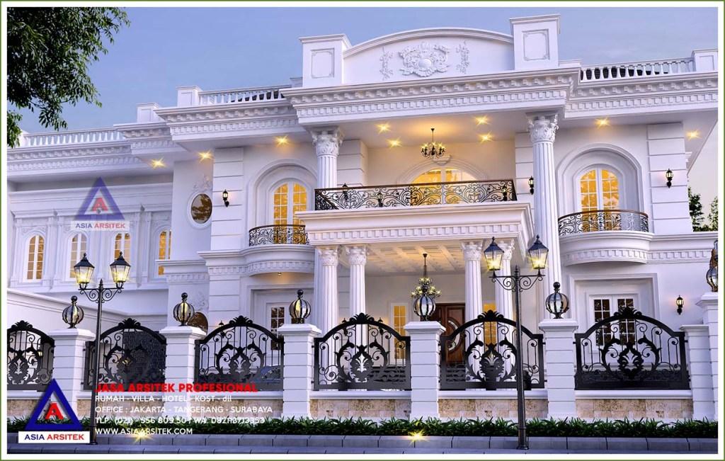 Jasa Gambar Rumah Mewah Di Pondok Indah Jakarta Selatan