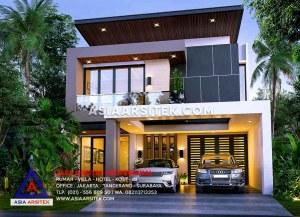 Jasa Arsitek Desain Rumah Minimalis 2 Lantai Gading Serpong Tangerang