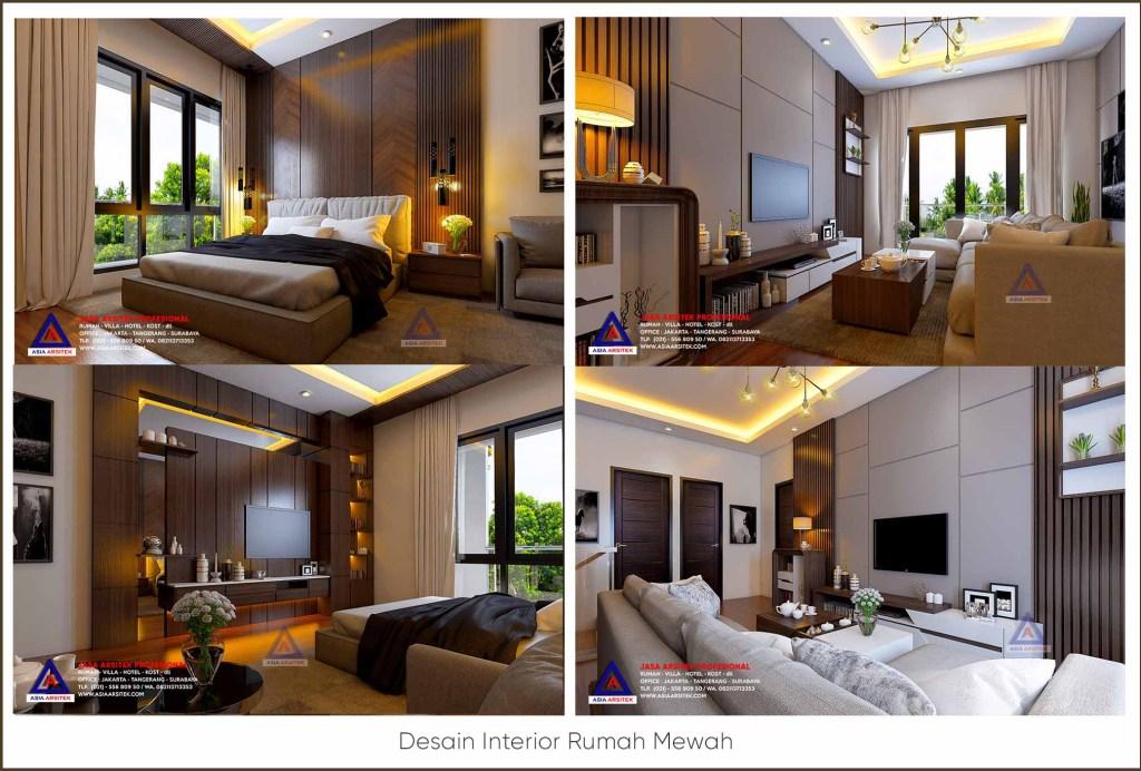 Jasa Arsitek Desain Interior Rumah Minimalis 2 Lantai Di Bogor Jawa Barat