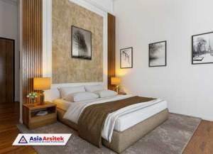 Jasa Arsitek Desain Interior Rumah Tropis Modern Pak Winston di Kembangan Jakarta Barat