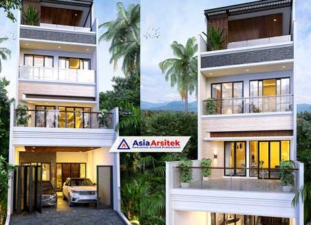 Jasa Arsitek Desain Rumah Minimalis 3 Lantai di Kelapa Gading Jakarta Utara
