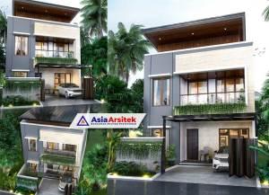 Jasa Arsitek Desain Rumah Minimalis 2 Lantai Terbaru di Batuceper Tangerang