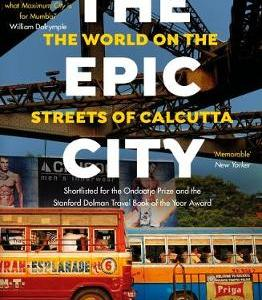 Book review- The Epic City