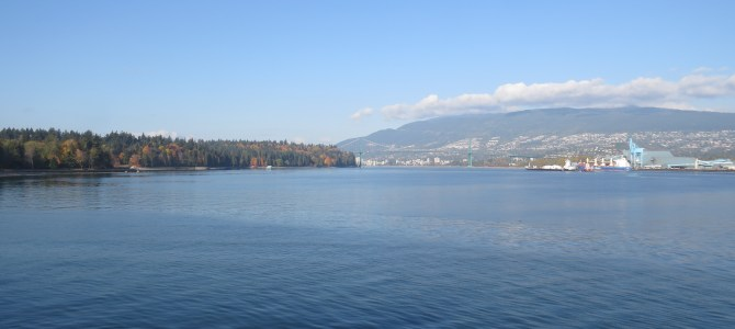 Visiting Vancouver's Stanley Park