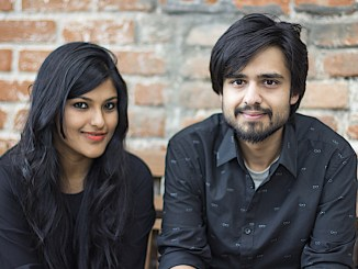 Ankiti Bose (CEO) and Dhruv Kapoor (CTO)