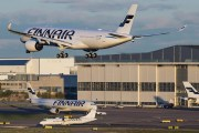 Finnair Cargo today introduced its new Internet of Things (IoT) air cargo monitoring tool, Finnair Cargo Eye, at Slush, Europe's leading start-up event where it also invited start-ups to collaborate for air cargo industry transformation.