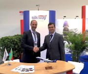 Silk Way West goes live with CHAMP's Weight and Balance