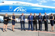 AirBridgeCargo adds two times a week Budapest service