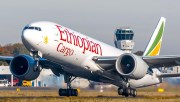 Ethiopian Cargo connects Chongqing with B777F service