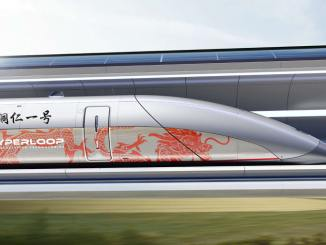hyperloop china