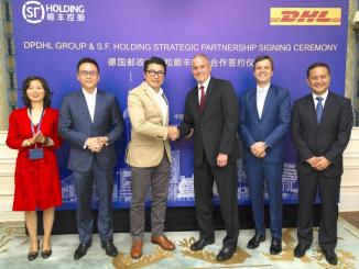 DP DHL Group SF Holding