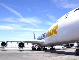 Atlas Air B747-8F