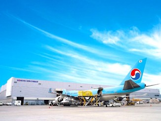 Korean Air Cargo KE