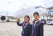Japan Airlines takes delivery of first ever Airbus aircraft