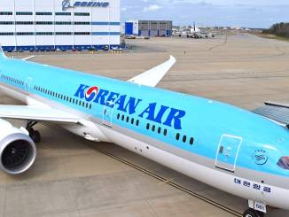 Korean Air B787
