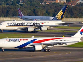 Singapore Airlines, Malaysia Airlines