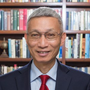 Photograph of Prof. Minxin Pei
