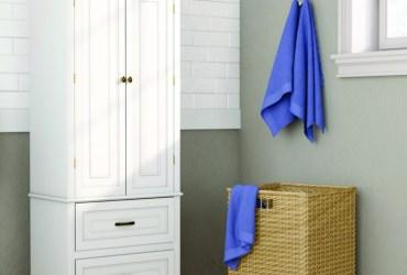Lemari Pakaian 2 Pintu Simpel Minimalis