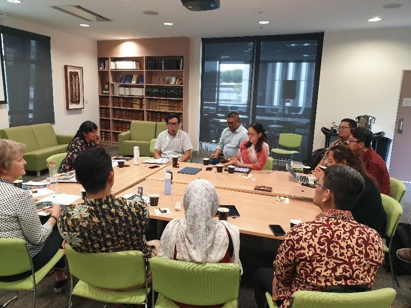 Indonesian Law and Society Work-in-progress Seminar